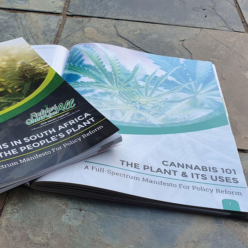 Full Spectrum Manifesto - Cannabis 101