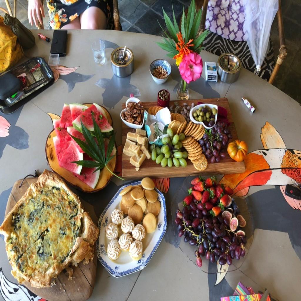 tokeativity ladies lunch Jhb