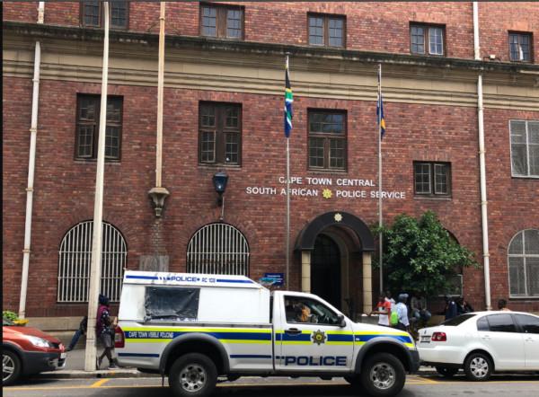 Cape Town Central Police Service