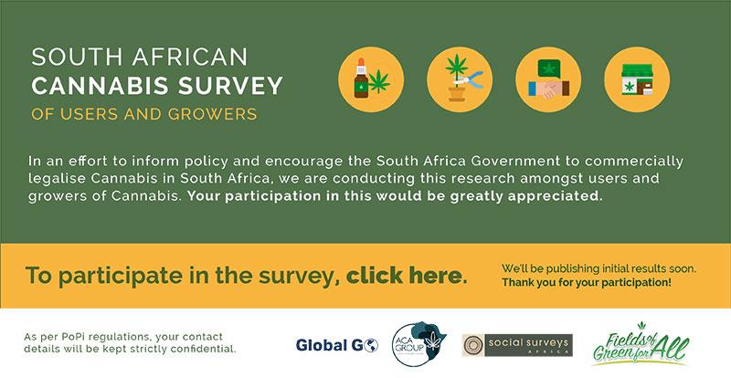 South African Cannabis Survey