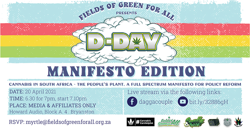 DDay Manifesto Launch