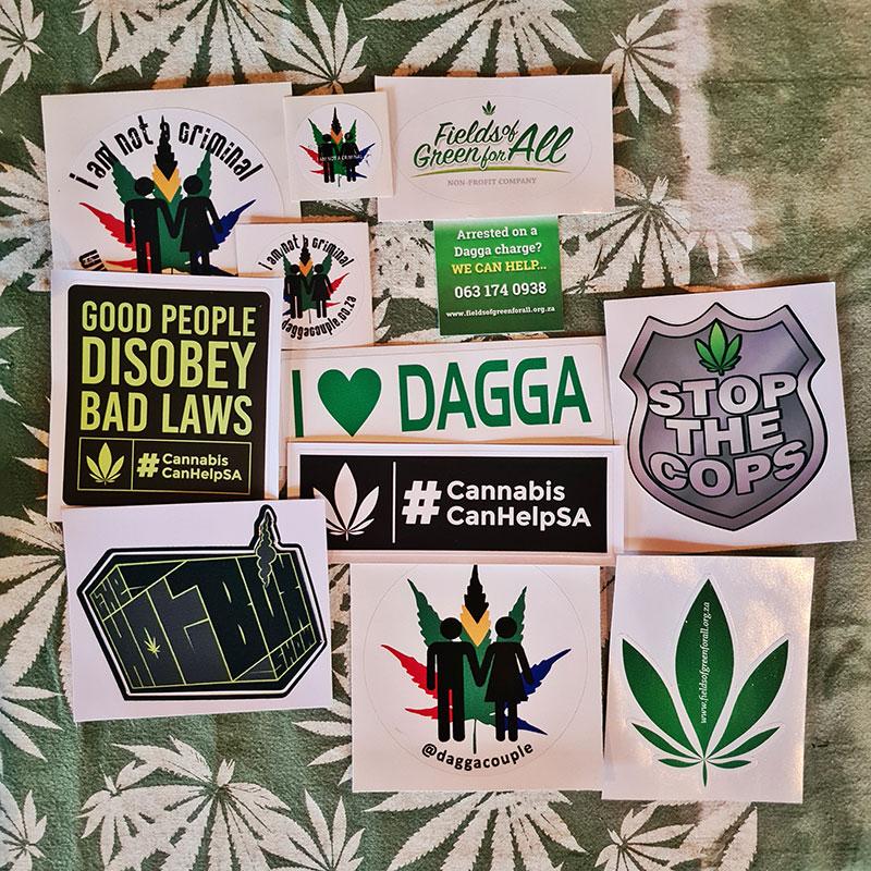 FGA Sticker Pack